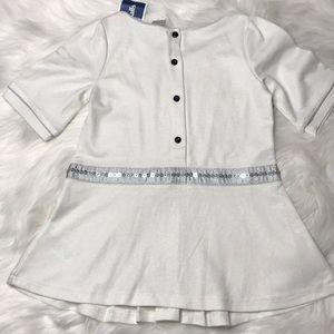 Tahari Shirts & Tops - Tahari little girls festive Top NWT